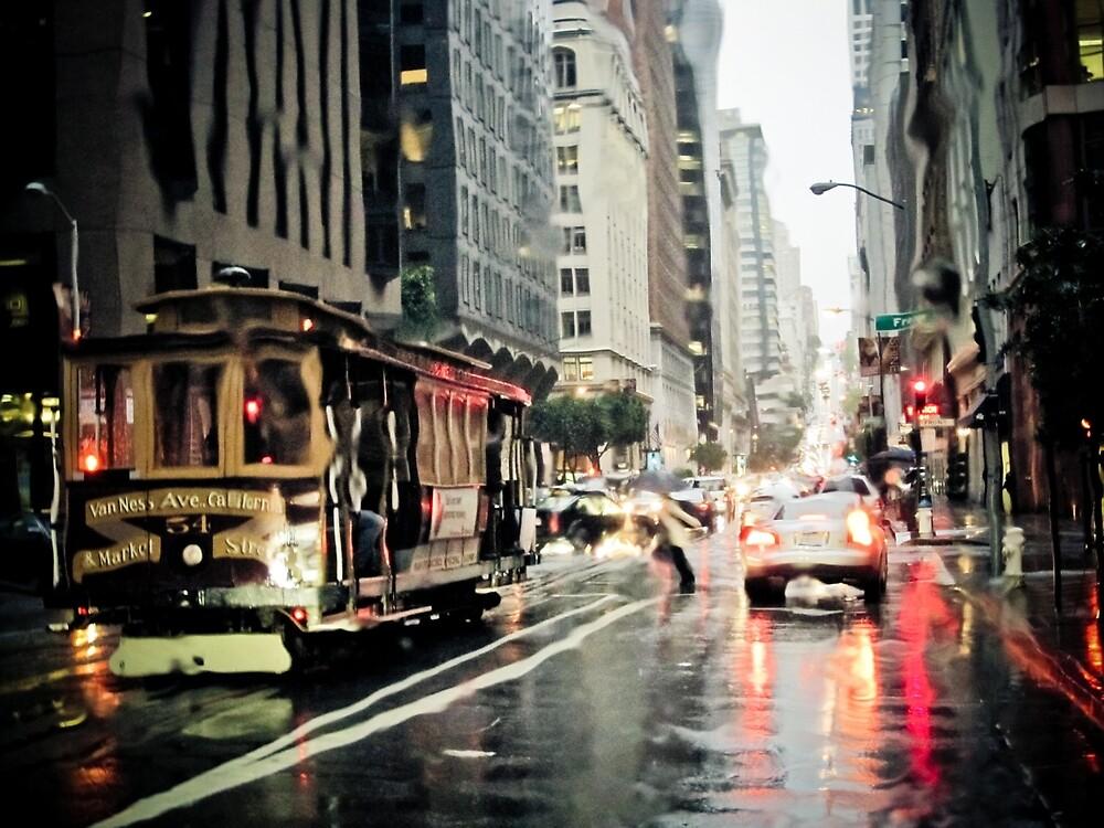 San-Francisco rain V by maximusvibe