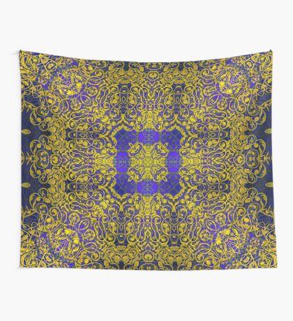 magic mandala 38 #mandala #magic #decor Wall Tapestry