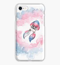 Be Proud, Squid Kid - Trans Pride Inkling iPhone Case/Skin