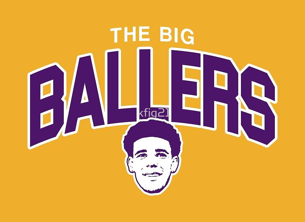 The Big Ballers - Retro by SaturdayAC