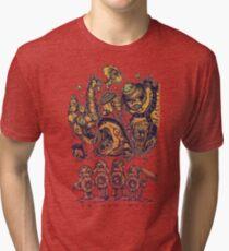 Salmonids Tri-blend T-Shirt