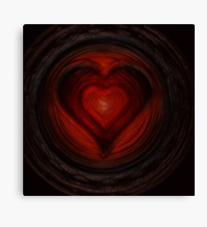 Heart n. 42 Canvas Print