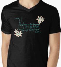 Mark Twain - Kindness Men's V-Neck T-Shirt