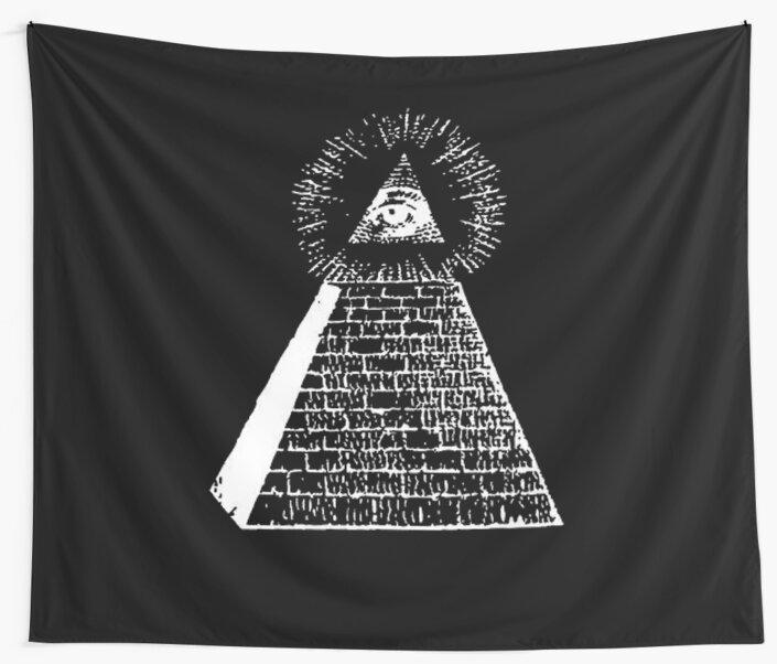 Illuminati Great Pyramid
