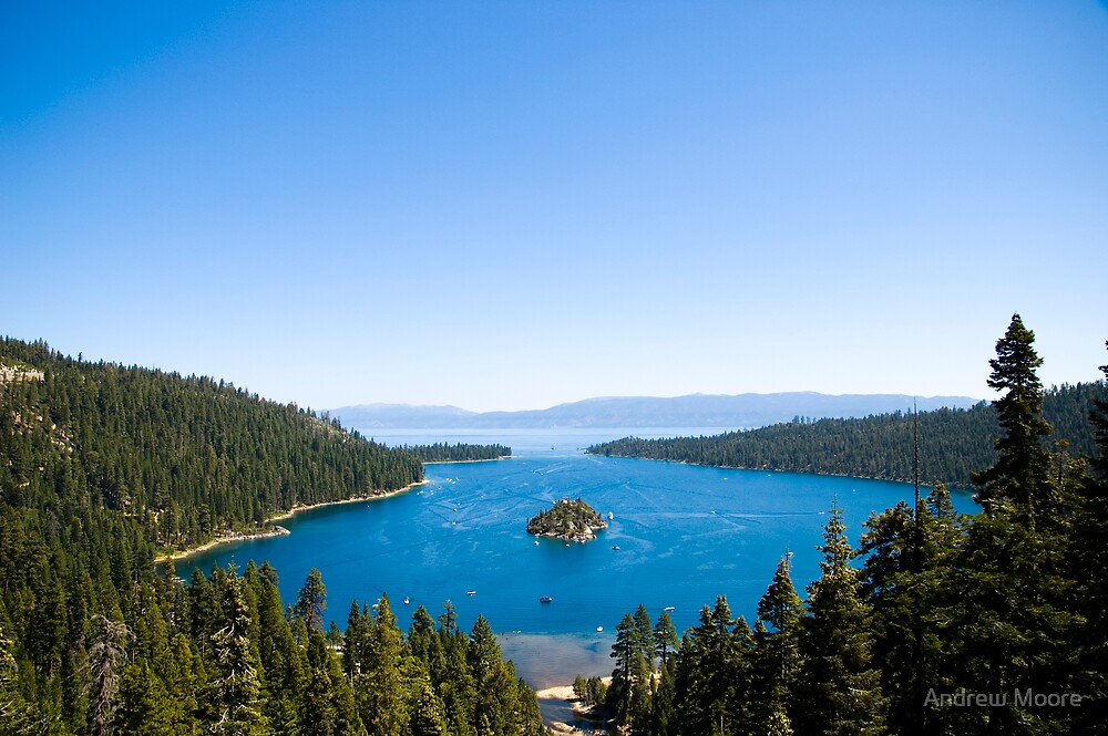 Emerald Bay by Andrew Moore