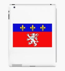 Rhone Alps Flag iPad Case/Skin