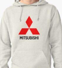 Mitsubishi Logo Pullover Hoodie