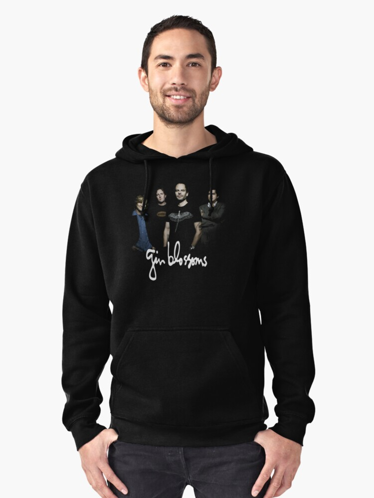 GIN BLOSSOMS GANTUNGAN Pullover Hoodie Front