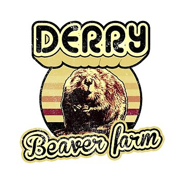 Derry Beaver Town (aged) by Charlie-Cat