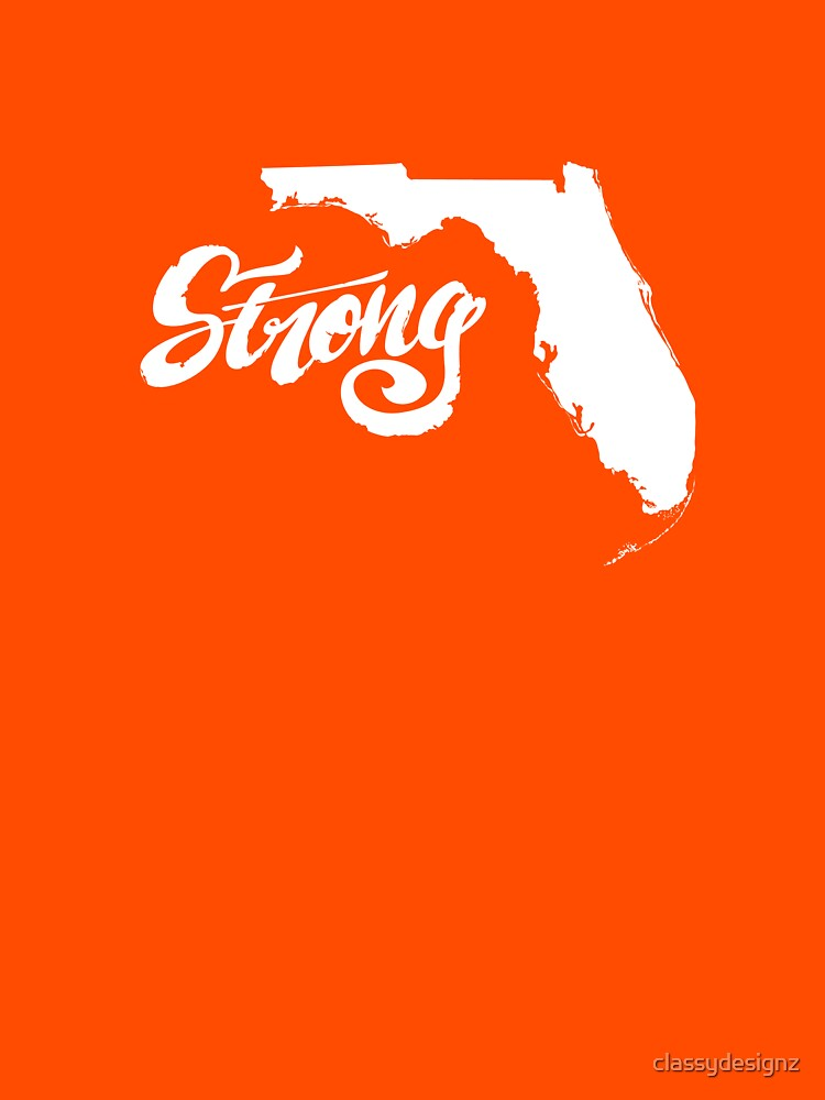 Florida Strong by classydesignz