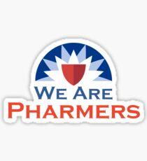 Pharmers Sticker