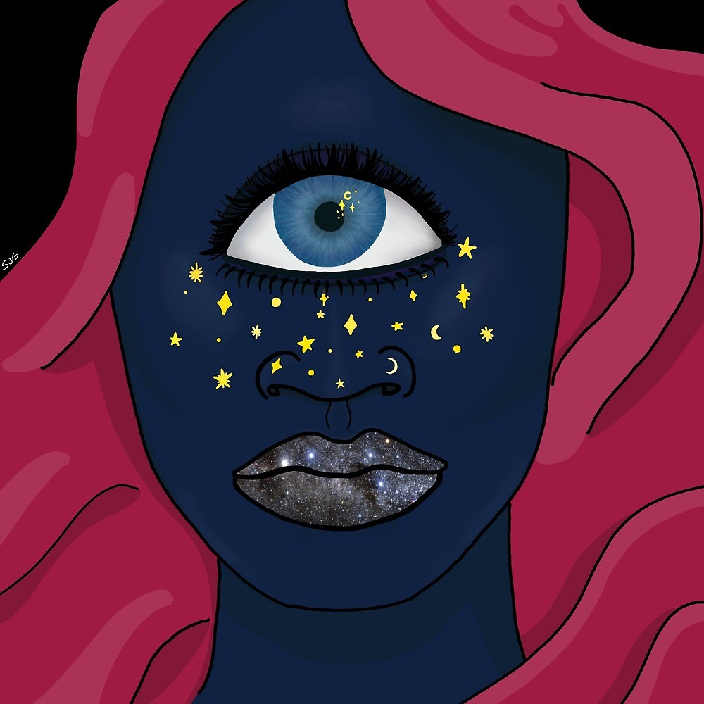Spaceclops by sarajanenotsara