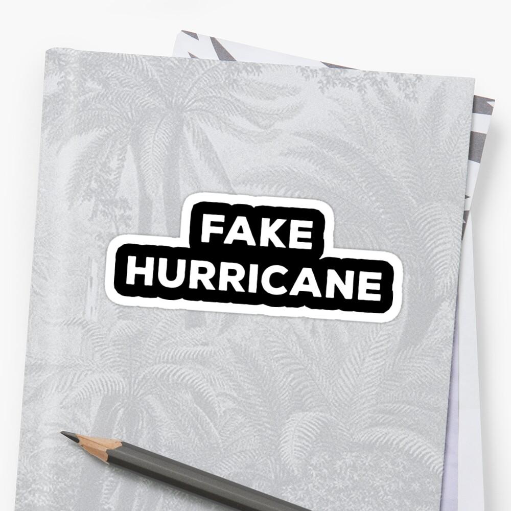 Fake Hurricane by greeenfish