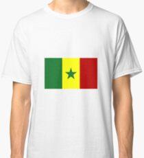 Senegal Flag Classic T-Shirt