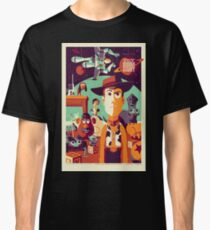 Toy Story - Retro Poster Classic T-Shirt