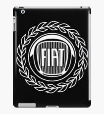 fiat iPad Case/Skin