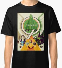The Wizard of Oz - Retro Poster Classic T-Shirt