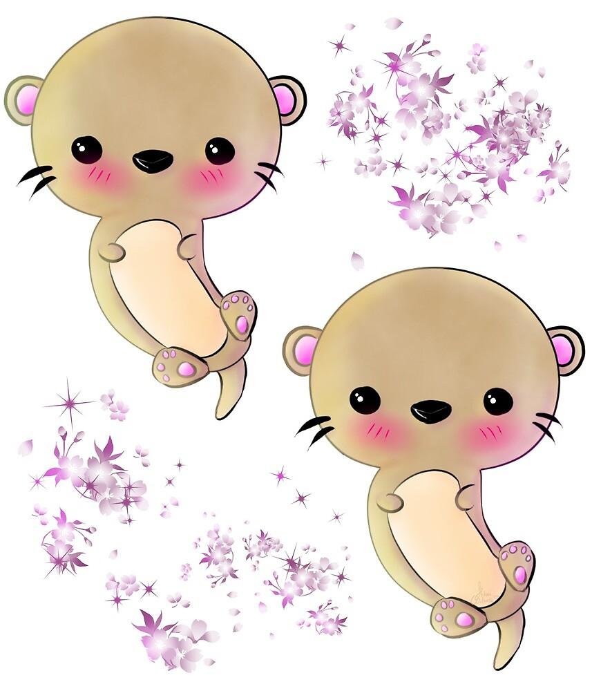 Otter-rific by Hikarimitsuko