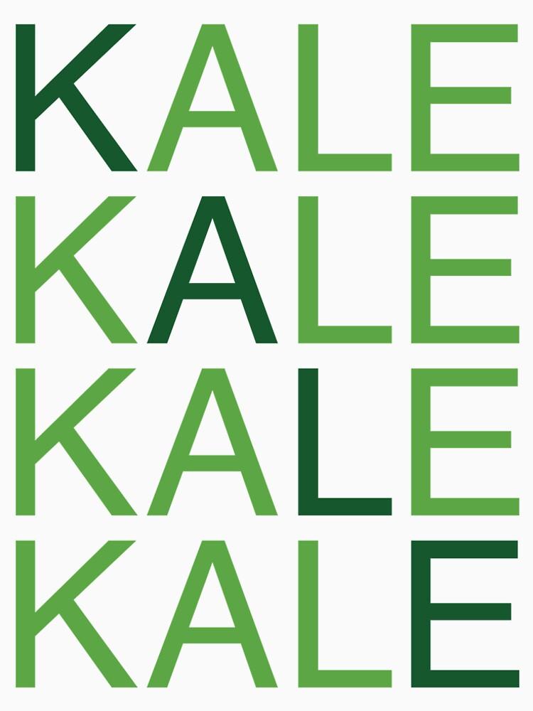 I'm all four kale by oakworm