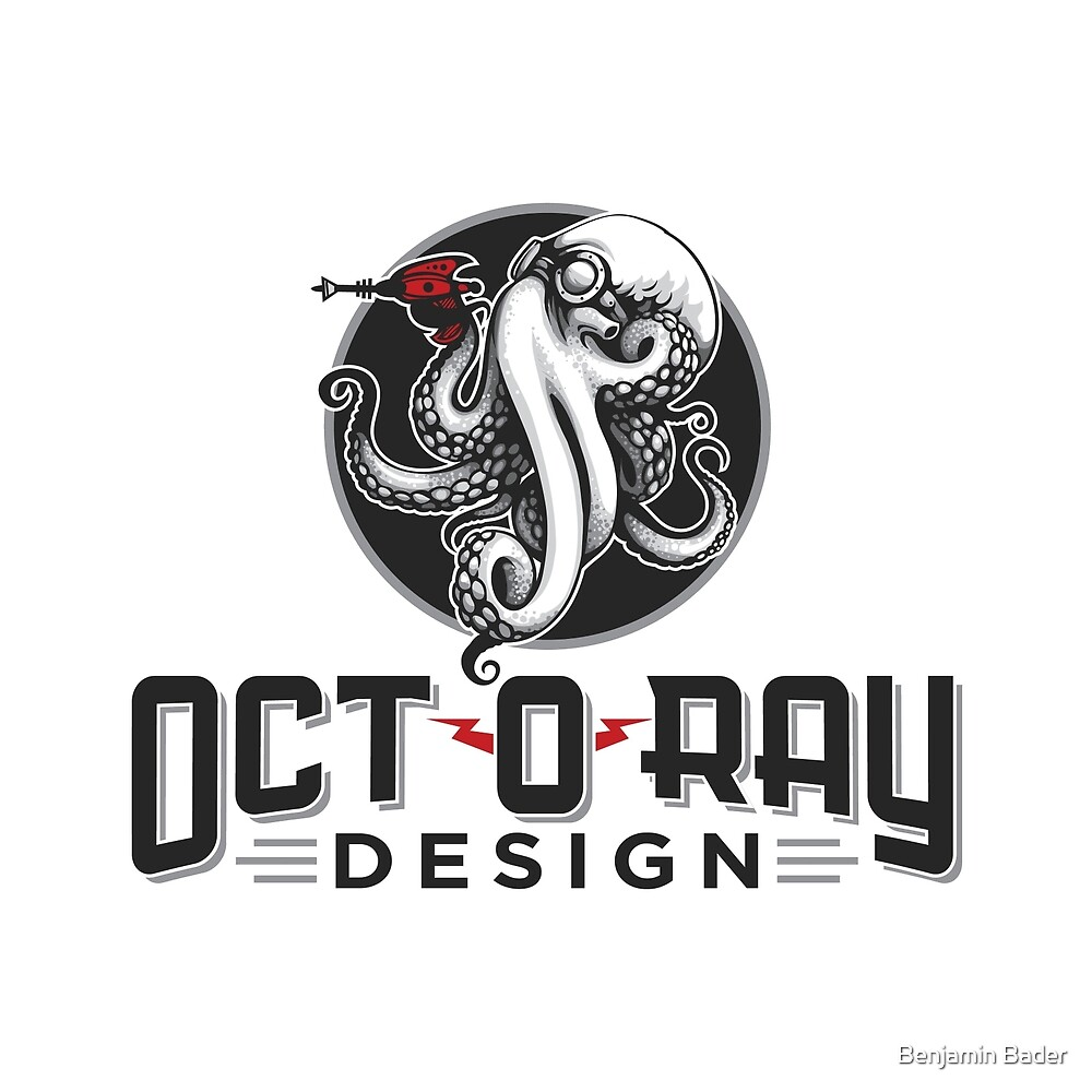 Oct-O-Ray Design by Benjamin Bader