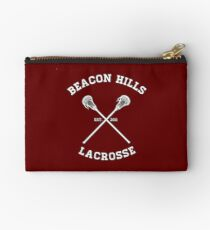 beacon hills lacrosse team Studio Pouch
