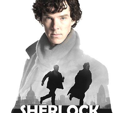 Sherlock Holmes by brendabenson
