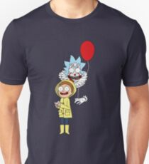 Rick and Morty — It: Part 1 – The Losers' Club T-Shirt