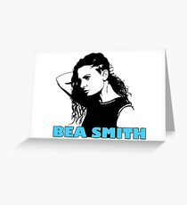 Bea Smith silhouette Greeting Card