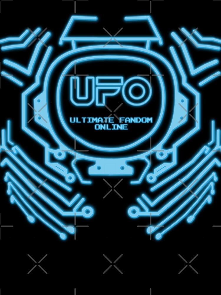 Ultimatives Fandom Online: Neon Vintage Gamer von fwick