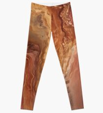 Burnt Sienna Leggings