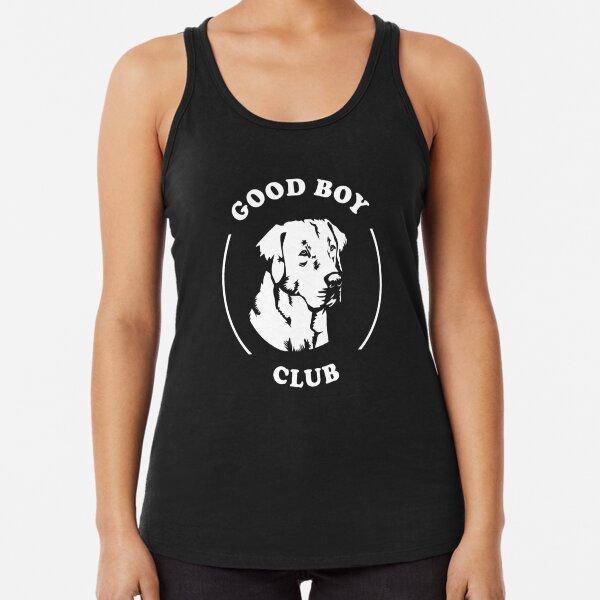 Good Boy Club Racerback Tank Top