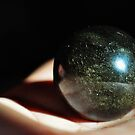 Obsidian orb by Karen01