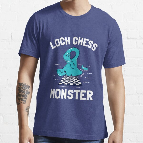 Loch Chess Monster Essential T-Shirt
