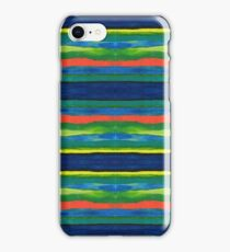 Primary Stripes iPhone Case/Skin