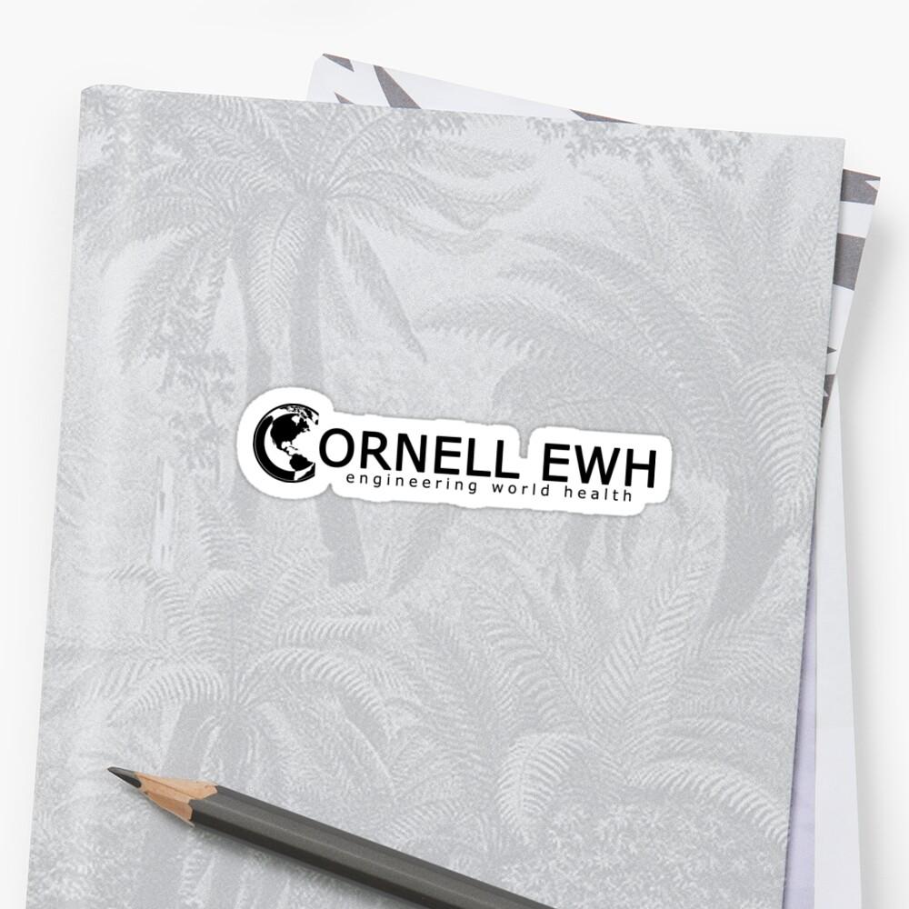 Cornell Engineering World Health by umbrellayellow