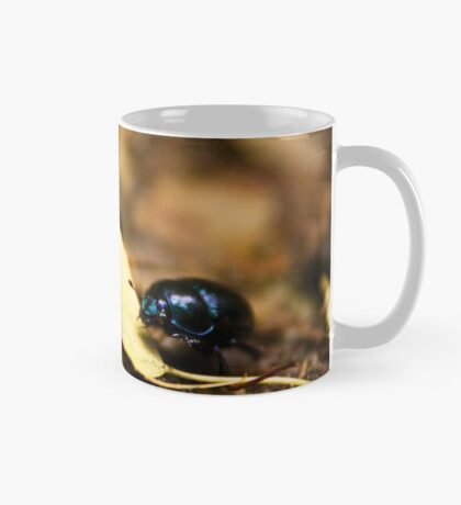 Beetle and his journey Mug
