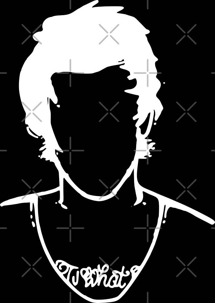 Louis Tomlinson silhouette by frgofficial