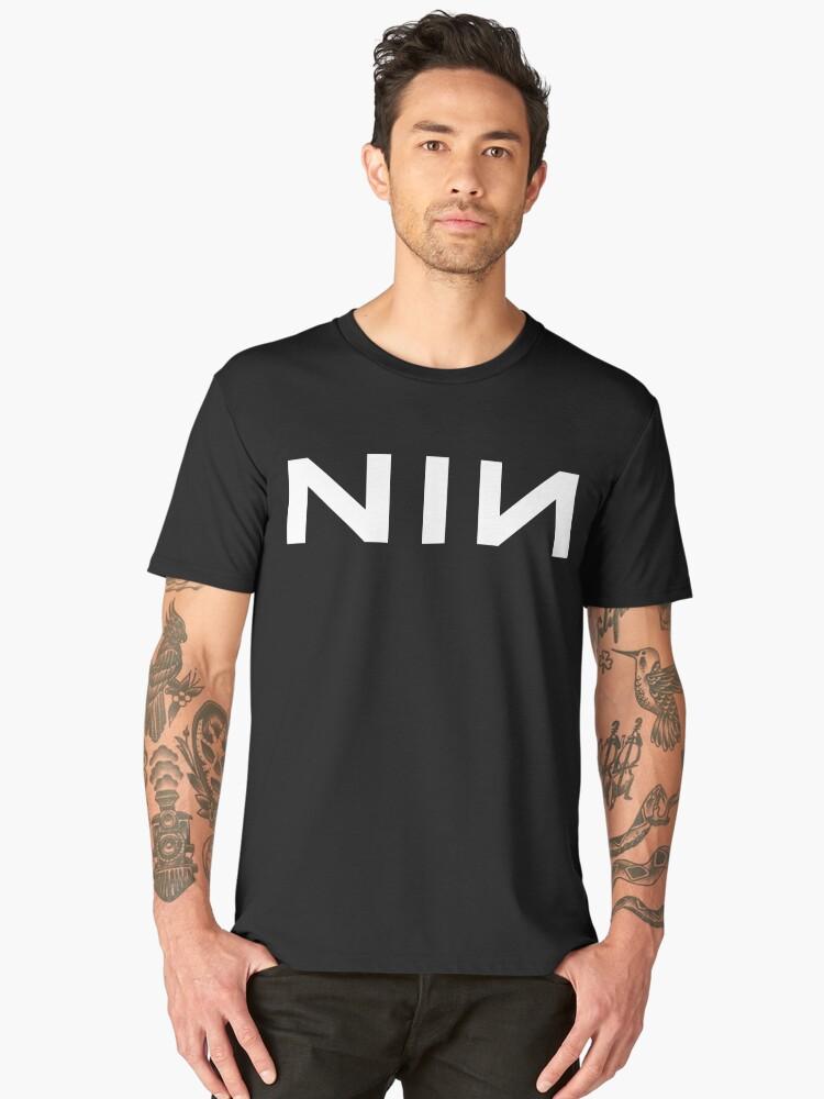 sembilan inchi Men's Premium T-Shirt Front
