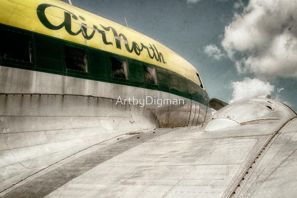 Flying North  by ArtbyDigman