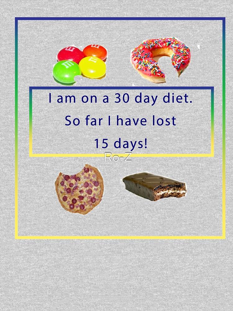 My Diet by Zmagine