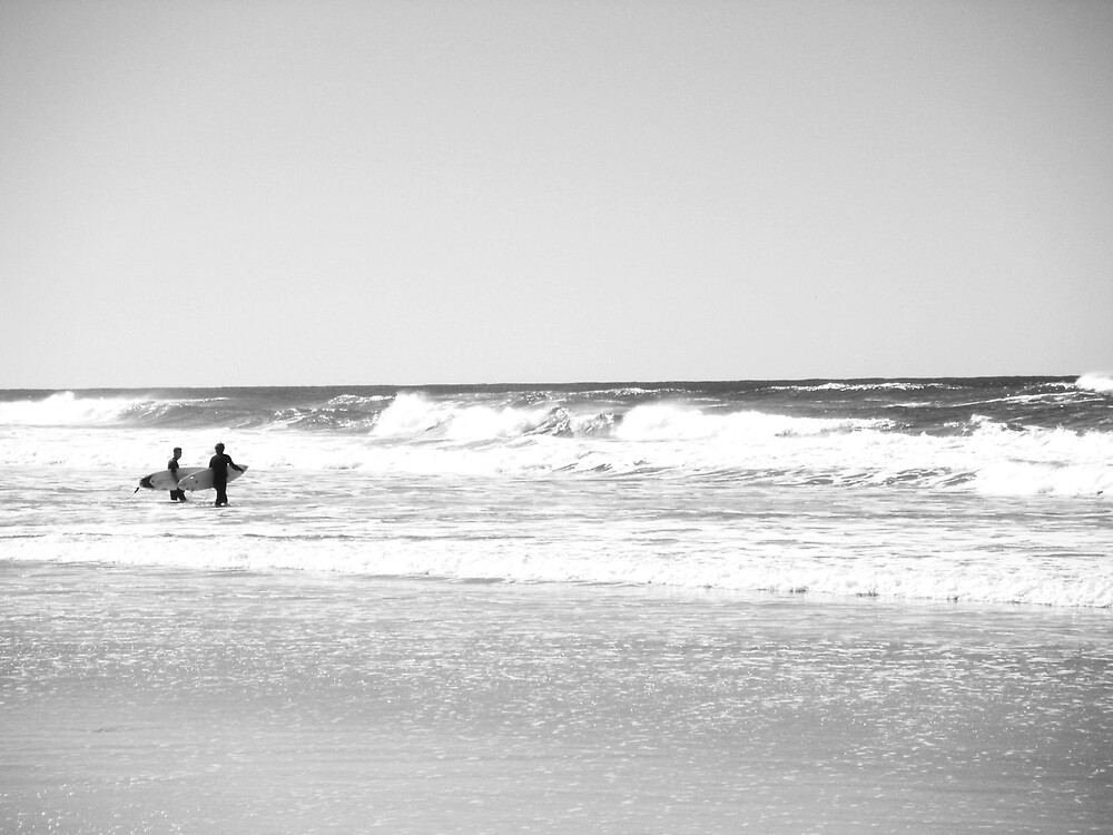 Morning Surf 2 by Shelby Paterson