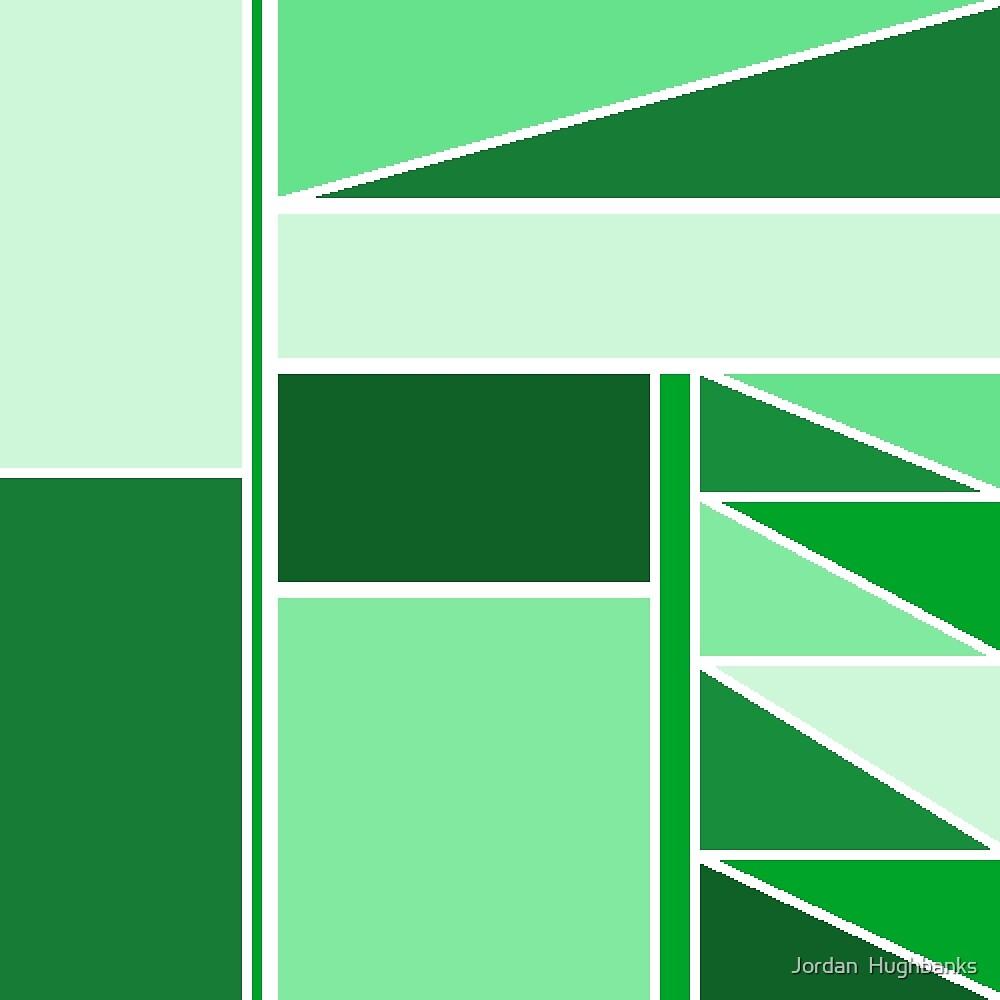 Green Faced by Jordan Hughbanks