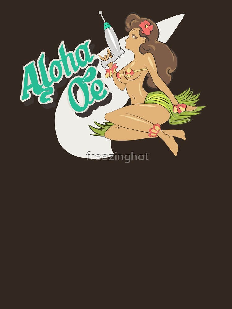 Dandy Aloha by freezinghot