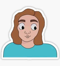 Hannah Witton Sticker