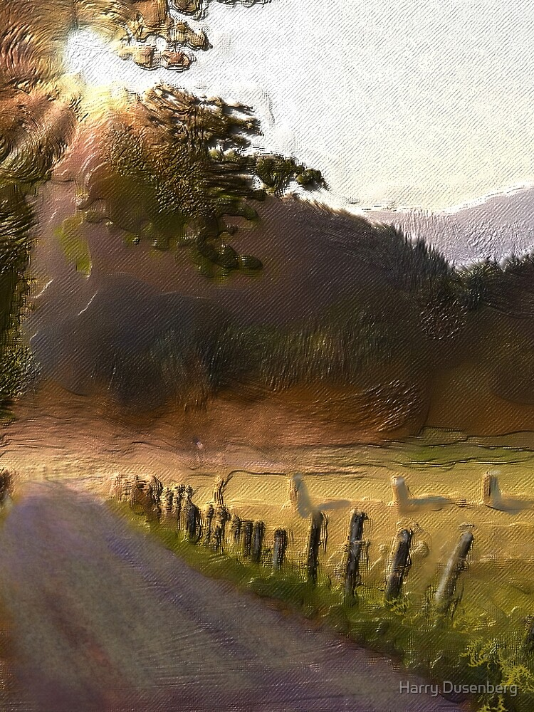 Country Road by Dusenbergart