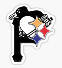 3-1 Pittsburgh Sticker