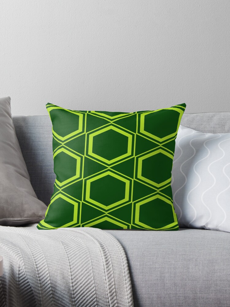Hexed in Green by DilysSherwood