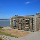 Brean Down Fort by RedHillDigital