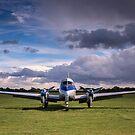 de Havilland Devon by JEZ22