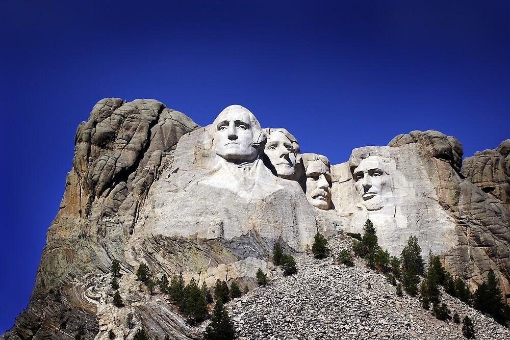 Mount Rushmore by maximusvibe